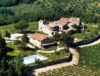 Agriturismo Chianti-Toscane
