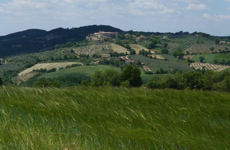 Vakantiewoningen Umbrië